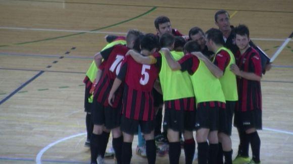 El Futbol Sala Sant Cugat venç el Sant Julià i s'apropa a la permanència