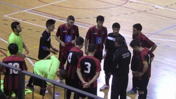 El partit entre el FS Sant Cugat i l'Aldea es disputarà el diumenge 7 de febrer