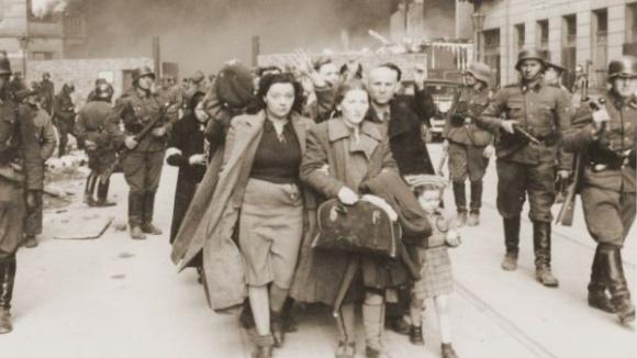 Inauguració d'exposició: 'Fugint de l'Holocaust'