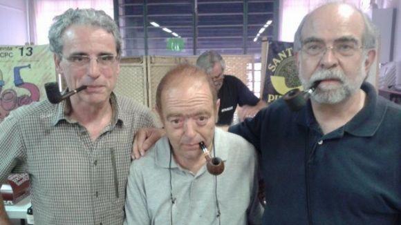 Francesc Carulla, Johnny Sánchez i Eugeni Vila, guanyadors