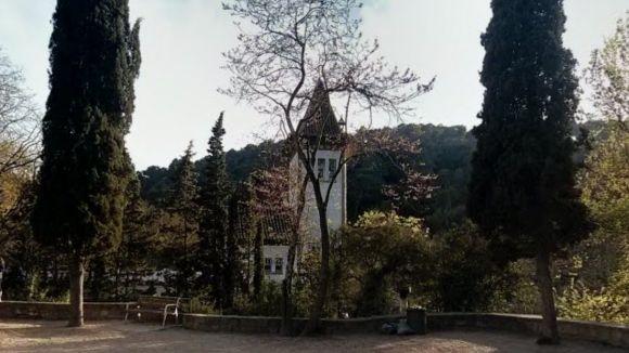 Actual edifici que ocupa la Fundació Sant Medir