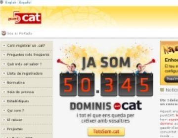 La Fundació puntCat celebra la fita dels 50.000 dominis amb un concurs