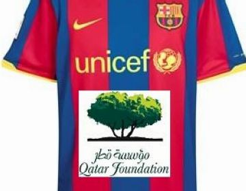 Romeva qüestiona al Parlament Europeu la publicitat de la Fundació Qatar a la samarreta del Barça