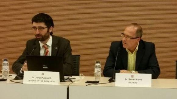 Generalitat, Diputació i Localret presenten el Catalonia SmartLab