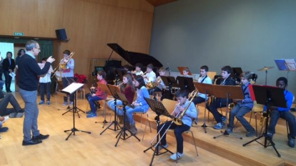 Fusió defensa l'ensenyament musical en el seu concert de Nadal