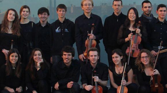 L'Orquestra Simfònica Fusió ofereix avui el concert de Festa Major