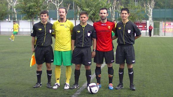 A l'esquerra, Sánchez, nou fitxatge del Junior/  Font: RegionalFutbol