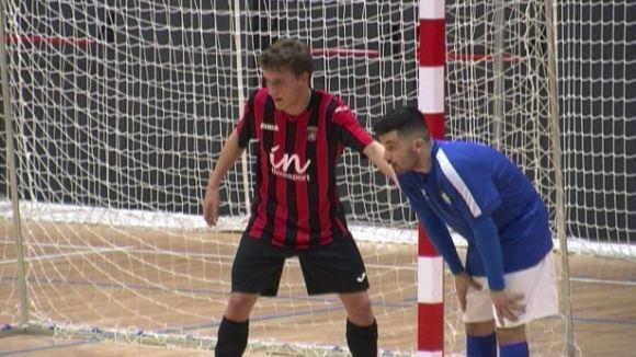 El Futbol Sala Sant Cugat suma un empat agredolç davant la Fundació Esportiva Grama