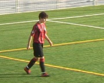 Marta Sagol marxa a l'MC Sant Cugat de futbol sala