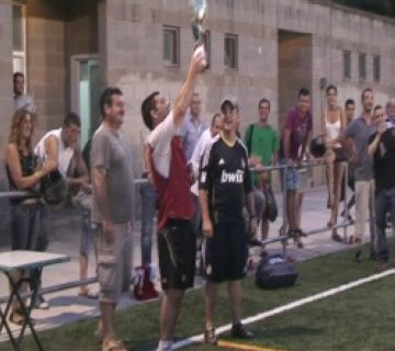 El Bar Casa Tere s'endú el 1r Trofeu de Futbol 7 de la Festa Major de Mira-sol