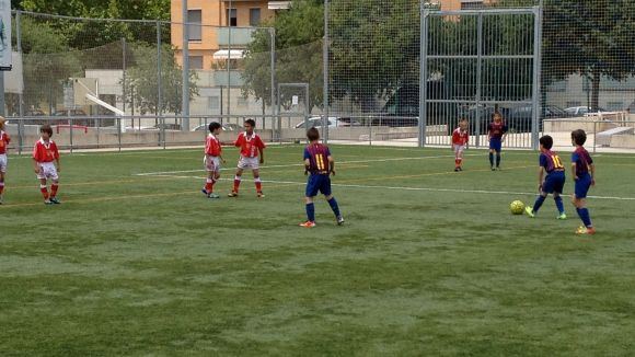 La 7a edició del Memorial Jaume Tubau reuneix els millors equips benjamins i prebenjamins de Catalunya
