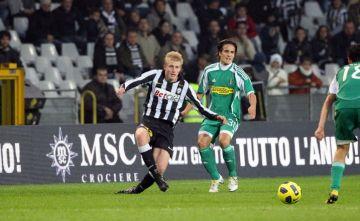 Un santcugatenc, a la lliga italiana de futbol