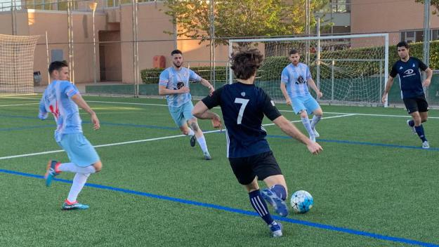 L'Atlètic Junior s'acomiada de la temporada amba una derrota al camp de l'Atlètic Sant Just