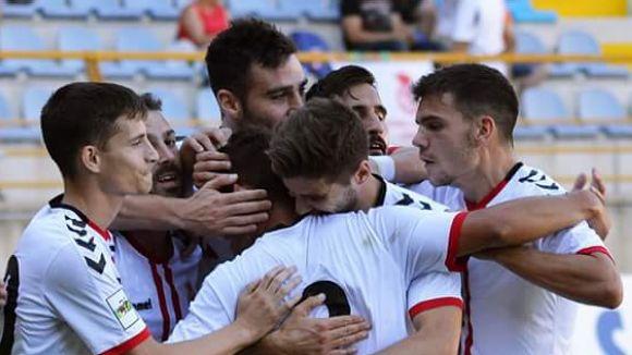Benja i Gabri juguen contra el Madrid i el Sevilla als setzens de final de la Copa del Rei
