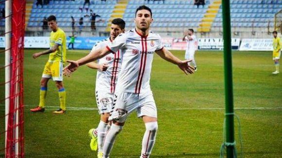 Benja ha estat el màxim golejador de la Cultural Leonesa / Font: Jose Mendoza