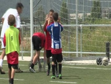 El futbol, gran protagonista de l'estiu
