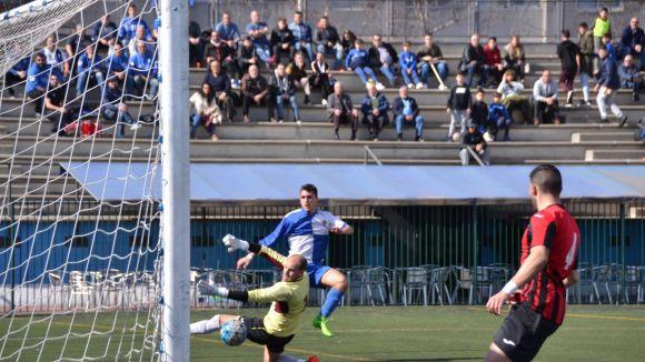 El SantCu vol tornar a guanyar després de perdre amb el Manresa / Font: Can Vidalet