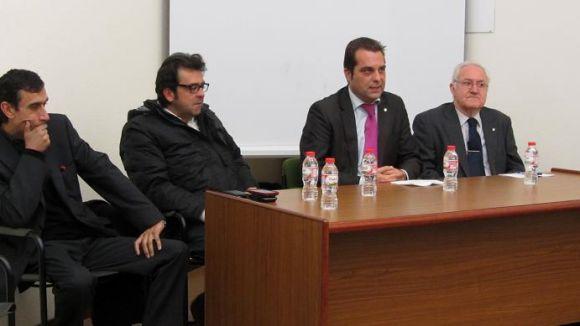 Casajuana Rifà és el nou delegat arbitral de la delegació deTerrassa