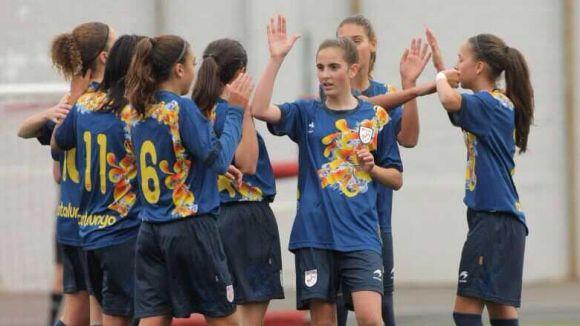 Laia Muñoz afronta la 2a fase del Campionat d'Espanya sub 16