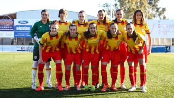 Laia Muñoz i la catalana sub 16 es classifiquen per semifinals de l'Estatal