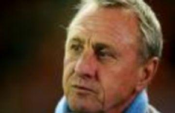 Johan Cruyff, seleccionador català