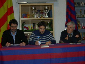 Colmena: 'El llibre explica aquest Barça d'èxits a través del passat'
