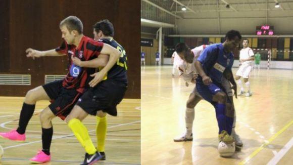 La Segona B, una dura competició segons els presidents d'Olímpyc i FS Sant Cugat