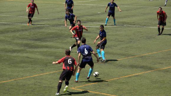El SantCu inaugura la lliga al camp del Can Vidalet i el Junior, al del Moja