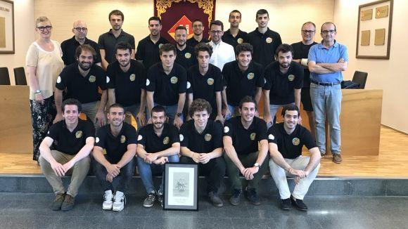 Gisbert (EMD): 'Estem orgullosos del Valldoreix FC, sou el segon club de la ciutat'