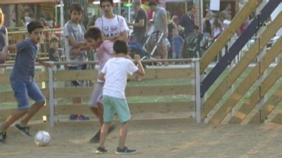 Les activitats esportives demostren la seva força dins la Festa Major
