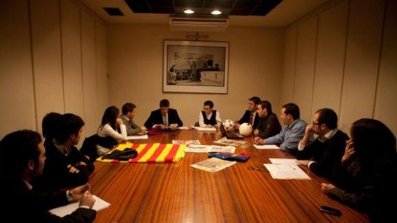 O.Fuster (Èxit Blaugrana): 'Hi ha molts forats negres en el Nou Espai Barça'