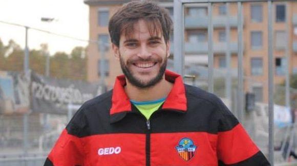 Pérez (SantCu): 'Sóc un rematador, golejador i visc del gol'