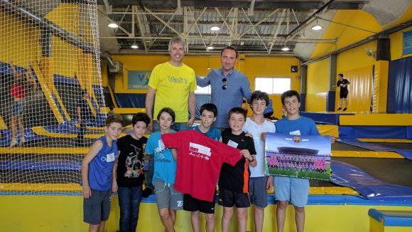 Complement Directe i Futbol Art guanyen la 4a edició del torneig nocturn mixt de futbol