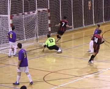 El Futbol Sala Sant Cugat suma el segon empat consecutiu a domicili