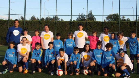 El futbol inclusiu estarà present a la Qgat Cup / Font: Inclusivefootball.net