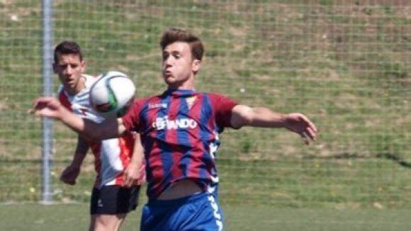El santcugatenc Iu Ranera fitxa pel Leganés / Font: Twitter Iu Ranera