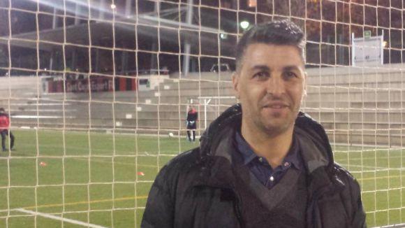 José Alcaraz (SantCu): 'Hem de fer un salt endavant que ens doni més confiança'