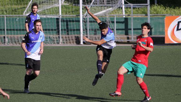 El Junior empata sense gols al camp del Martorell amb tres jugadors del filial com a titulars