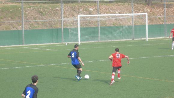 El Junior B guanya per la mínima a Tercera Catalana