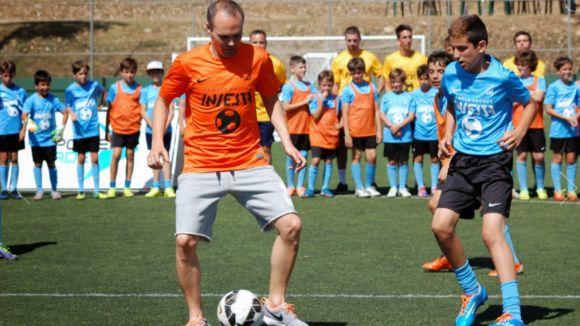 El Junior torna a acollir el Campus Andrés Iniesta del 29 de juny al 24 de juliol