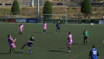 Imatge del matx entre Junior i Figueres