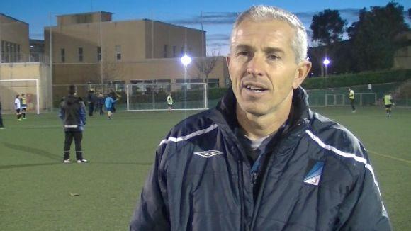 Hans (Junior): 'Necessitem un cop d'efecte per capgirar la situació de l'equip'