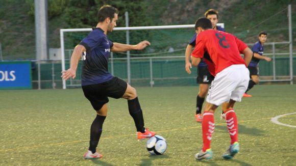 El Junior veu com se li escapen els tres punts amb el gol del Suburense en l'últim minut