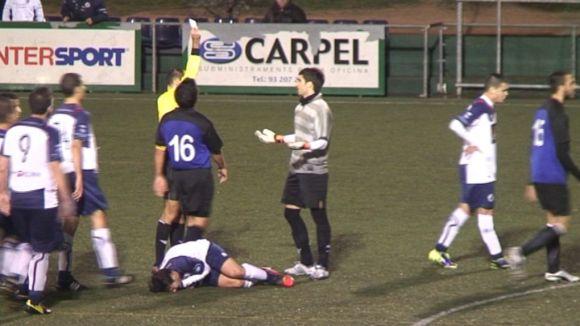 El Junior no troba el camí del gol i perd davant un Sant Ildefons que venç amb polèmica