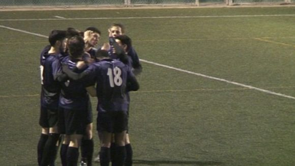 El Junior supera clarament el Sant Andreu de la Barca i abandona el descens