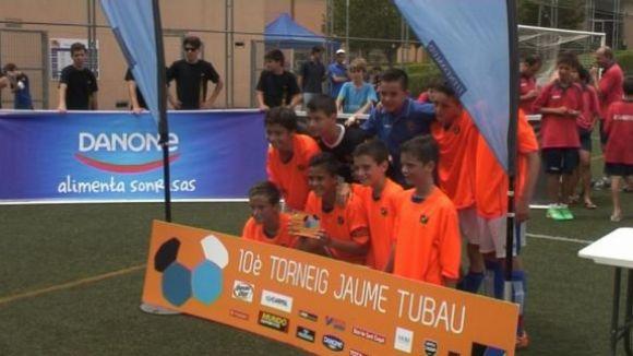 El San Gabriel és l'actual campió del torneig Jaume Tubau del Junior