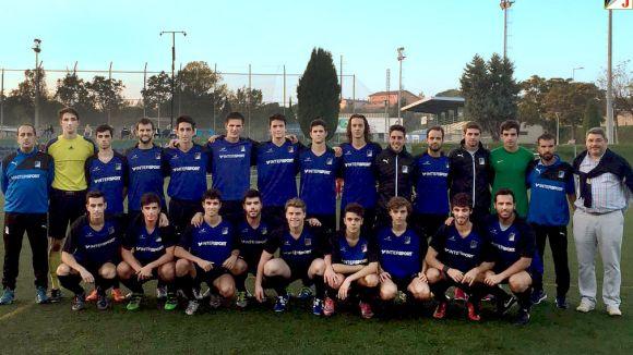 El Junior organitza el torneig del Centenari de futbol amb els equips santcugatencs de Tercera Catalana a l'agost