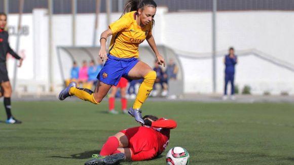 Muñoz ha jugat les set últimes temporades al Barça / Foto: Barça