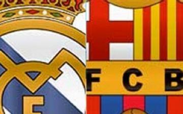 Expectació a Sant Cugat pel clàssic Barça-Madrid