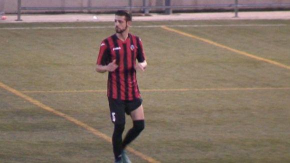 Marc Burgos és el darrer fitxatge del SantCu